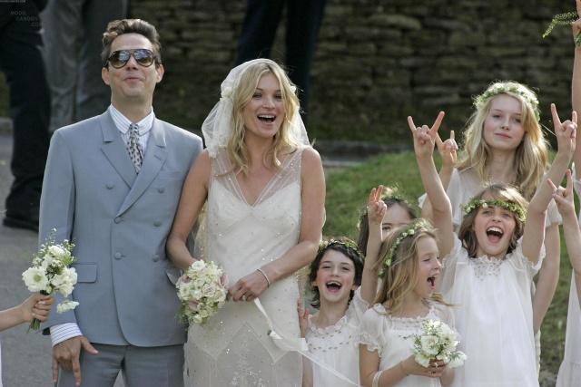 Свадьбы детей звезд