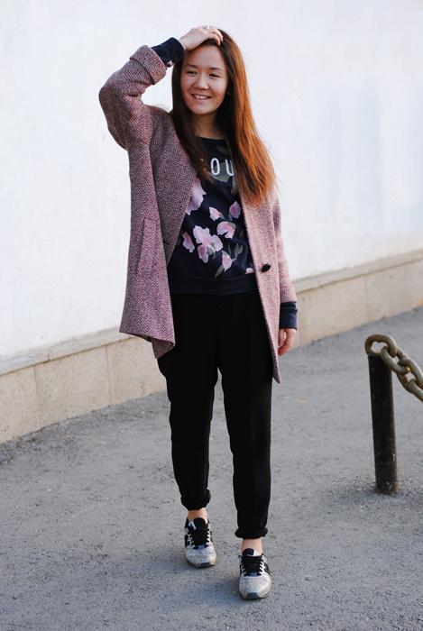 Осенняя мода 2015