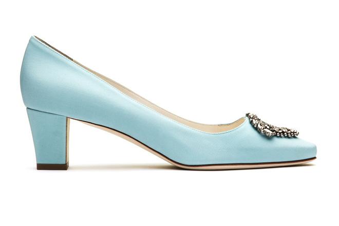 Туфли Manolo Blahnik: обувь для свадьбы