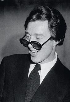 Хальстон, 1973 год.