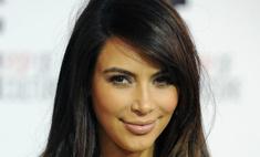 Кормящая Ким Кардашьян жалуется на недосып