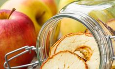 Чипсы из яблок – вкусный перекус