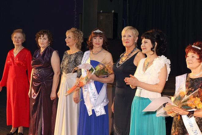 """Конкурс """"Моя прекрасная бабушка"""" в Новосибирске"""