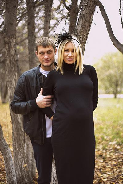 Элина Камирен с животом, фото, беременность, Дом-2, Задойнов
