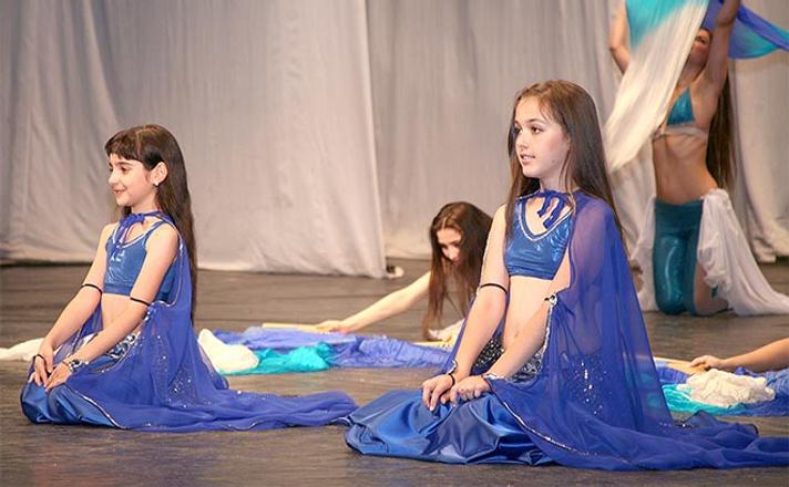 Студия танца Хабиби