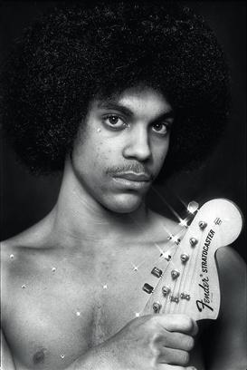 Артист, известный как Принс, 1977 год