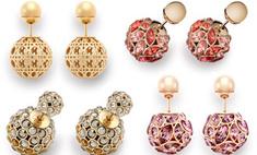 Dior выпустил новую версию культовых сережек Tribale