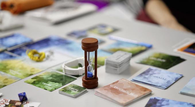 Трансформационная игра: бросить кубик и решать настоящие жизненные задачи