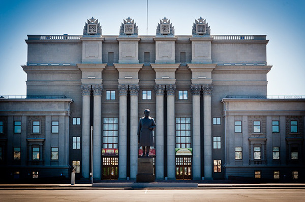 Самарский академический театр оперы и балета попал в список лучших театров России