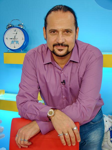 Алексей Ванченко, телеведущий, «Четвертый канал», фото