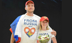 Россияне выиграли чемпионат мира по ношению жен после забега в Уфе