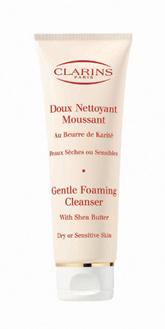 Для сухой или чувствительной кожи - с маслом карите (не содержит мыла)
