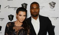 Ким Кардашьян беременна вторым ребенком