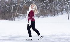 На коньках – с ветерком: популярные катки Самары