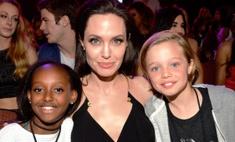 Биологическая мать дочки Джоли умоляет о встрече с ребенком