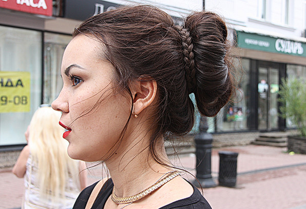 Мода улиц: самые стильные нижегородки