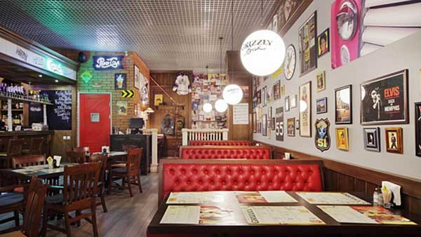 Ресторан Гризли в Сургуте