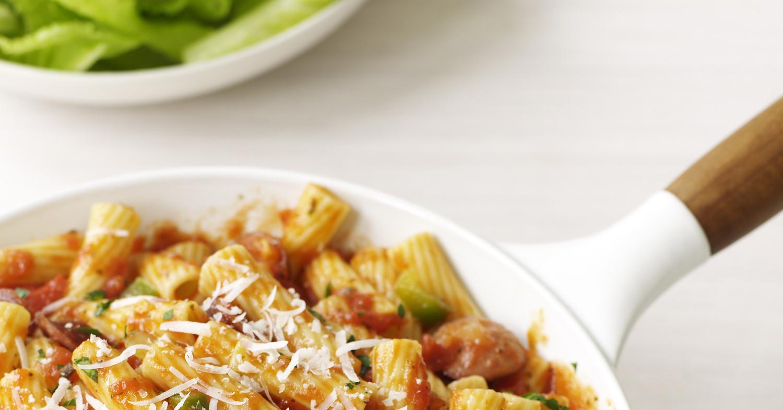 Что приготовить из спагетти просто