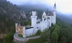 Удивительные места планеты: топ-10 красивейших замков