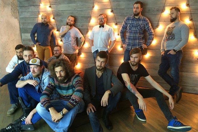 бородачи Иркутска