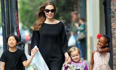 Анджелина Джоли и Сандра Баллок – самые щедрые мамы