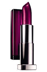 Губная помада Color Sensational «Роскошный цвет» от Maybelline New York. Запатентованный полимер закрепляет пигменты цвета на губах при помощи мягкой эластичной пленки.