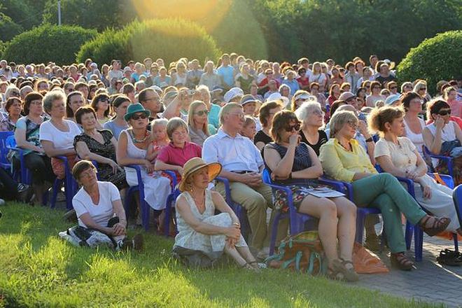 Венский фестиваль музыкальных фильмов, фото