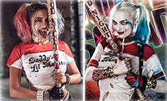 Рудова vs Робби: чья подружка Джокера круче