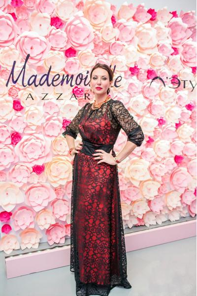 Звезды на презентации аромата Mademoiselle в Доме Спиридонова | галерея [1] фото [6]