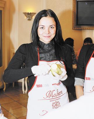 "Волгоград, ресторан ""Мольер"", мастер-класс греческая кухня."