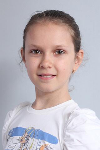 Виктория Неволина, «Топ модель по-детски-2016», фото