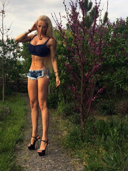 Валерия Лукьянова девушка Барби