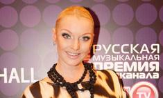 Анастасия Волочкова стала жертвой грабителей