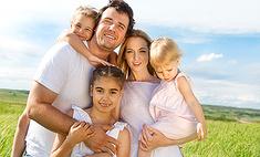 Счастливы вместе: многодетные семьи Казани, с которых хочется брать пример