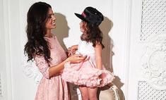 Дочь Джигана поработала моделью