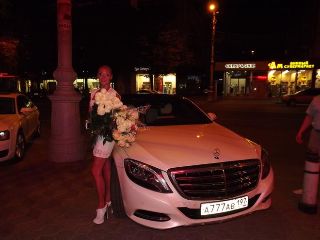 Анастасия Волочкова в Воронеже