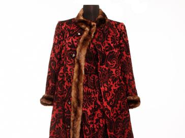 Один из экспонатов выставки «Мода за железным занавесом. Из гардероба звезд советской эпохи»