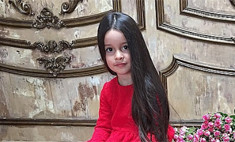 Ксения Бородина сделала из дочки Барби