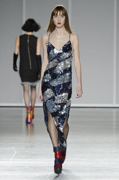 Самые красивые образы Недели моды в Лондоне | галерея [1] фото [70]