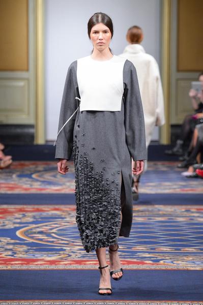 Показ осенне-зимней коллекции Ruban на Mercedes-Benz Fashion Week RussiaПоказ осенне-зимней коллекции Ruban на Mercedes-Benz Fashion Week Russia   галерея [2] фото [26]
