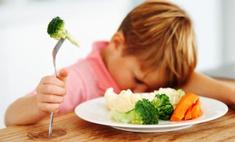 Не парьтесь: почему нужно разрешить детям играть с едой
