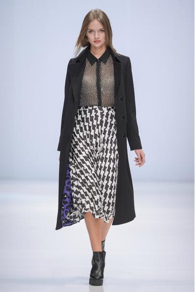 Молодые дизайнеры на Неделе моды в Москве | галерея [2] фото [5]