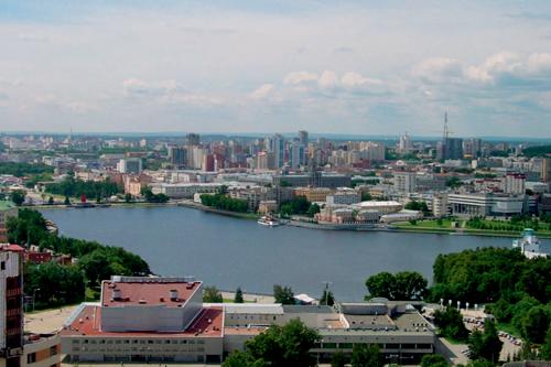 «Екатеринбург– моя среда обитания»