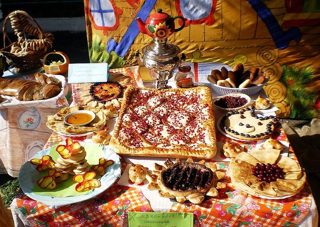 Субботний базар «Продовольственное кольцо. Урожай-2015»