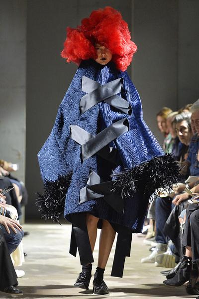 Неделя моды в Париже: день пятый   галерея [4] фото [2]