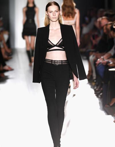 Неделя моды в Нью-Йорке: Victoria Beckham весна-лето 2013