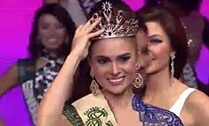 Владимирская красавица на «Мисс Земля-2014» завоевала титул «Мисс Огонь»