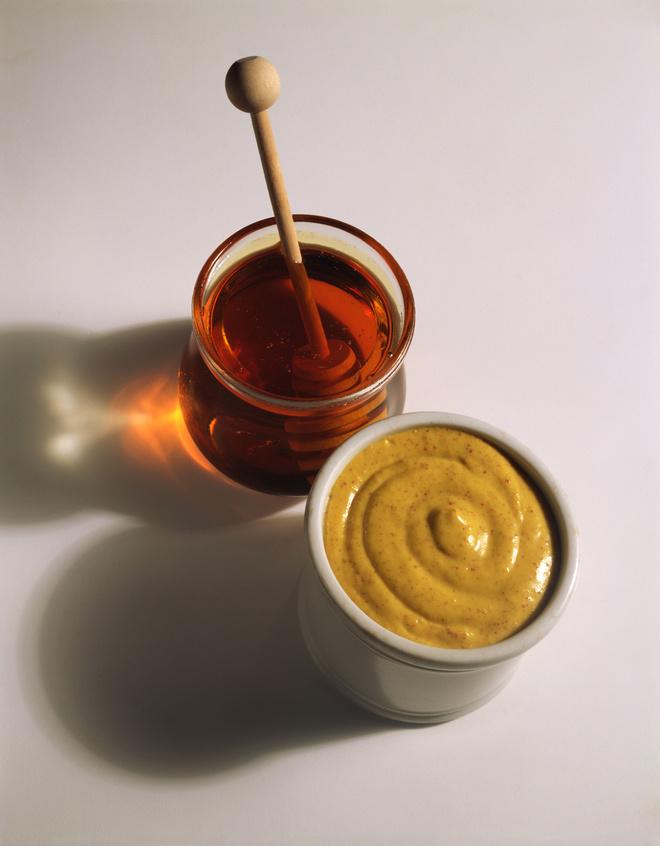Компресс от кашля с медом и горчицей