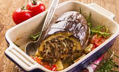 Готовим фаршированные баклажаны: быстро и вкусно