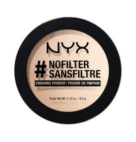 NYX, #NOFILTER FINISHING POWDER ALABASTER, 950 рублей